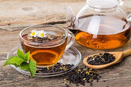 Арт-конкурс Время пить чай