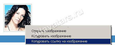 Контекстное меню Mozilla Firefox 3