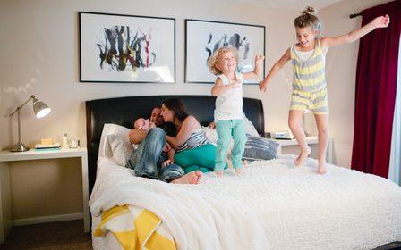 Спальня - главный элемент комфортного жилья